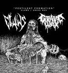 CLAWS Pestilent Formation album cover