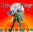 CLOVEN HOOF Dominator album cover