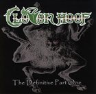 CLOVEN HOOF The Definitive Part One album cover