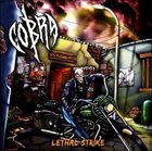 COBRA Lethal Strike album cover