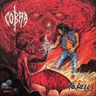 COBRA To Hell album cover