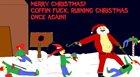 COFFIN FUCK Fuck Christmas album cover
