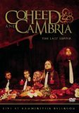 COHEED AND CAMBRIA The Last Supper: Live at Hammerstein Ballroom album cover