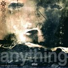 COLD EMPTY UNIVERSE Anything Else album cover
