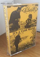 COLD WORLD It's A Cold World album cover