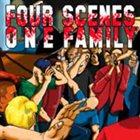COLIN OF ARABIA Four Scenes One Family album cover