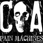 COLIN OF ARABIA Pain Machines album cover