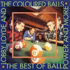 COLOURED BALLS The Best Of Ball Power And More album cover