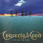 CONCERTO MOON Life on the Wire album cover