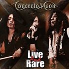 CONCERTO MOON Live and Rare album cover