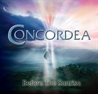 CONCORDEA Before the Sunrise album cover