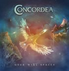 CONCORDEA Over Wide Spaces album cover