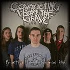 CONDUCTING FROM THE GRAVE Breathe the Blackened Sky album cover
