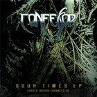 CONFESSOR — Sour Times EP album cover