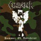 CONQUEROR Hammer of Antichrist - History of Annihilation album cover
