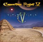 CONSORTIUM PROJECT Consortium Project V: Species album cover