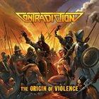 CONTRADICTION The Origin of Violence album cover