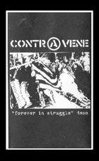 CONTRAVENE Forever in Struggle - demo album cover