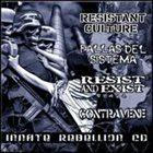 CONTRAVENE Innate Rebellion album cover