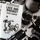 ALICE COOPER Lace And Whiskey album cover