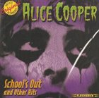 ALICE COOPER School's Out And Other Hits album cover