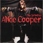 ALICE COOPER The Definitive Alice Cooper album cover