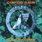 COPTIC RAIN Eleven:Eleven album cover