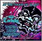 CORBATA At The Touch Of Blast album cover