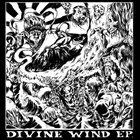CORBATA Divine Wind EP album cover