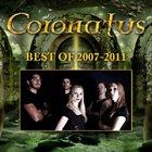 CORONATUS Best of 2007-2011 album cover