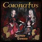 CORONATUS Recreatio Carminis album cover