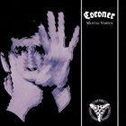 CORONER Mental Vortex album cover
