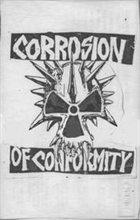 CORROSION OF CONFORMITY Demo '84 album cover