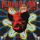CORROSION OF CONFORMITY Wiseblood Album Cover
