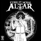 CORRUPT MORAL ALTAR Hicks Kinison / Corrupt Moral Altar album cover