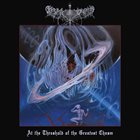 COSMIC PUTREFACTION At the Threshold of the Greatest Chasm album cover