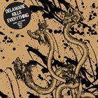 COUNT VON COUNT Delaware Kills Everything album cover