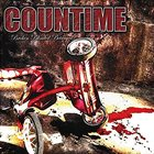 COUNTIME Broken, Blinded​, ​Betrayed album cover