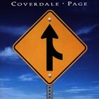 COVERDALE & PAGE Coverdale And Page album cover