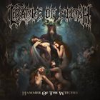 CRADLE OF FILTH Hammer Of The Witches album cover