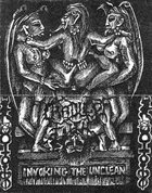 CRADLE OF FILTH Invoking The Unclean album cover