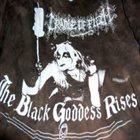 CRADLE OF FILTH The Black Goddess Rises album cover
