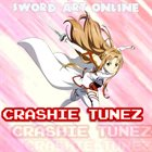 CRASHIE TUNEZ Sw0rd Art 0nline album cover