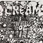 CREAM Wheels Of Fire album cover