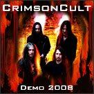 CRIMSON CULT Demo 2008 album cover
