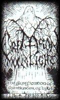 CRIMSON MOONLIGHT Glorification of the Master of Light album cover