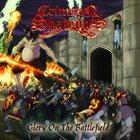 CRIMSON SHADOWS Glory on the Battlefield album cover