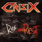 CRISIX Rise...Then Rest album cover