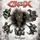 CRISIX The Menace album cover