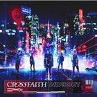 CROSSFAITH Wipeout album cover
